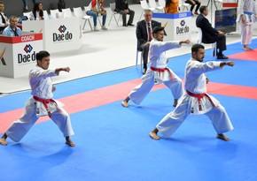 Azərbaycanın karate yığmalarına yeni məşqçilər təyin olundu