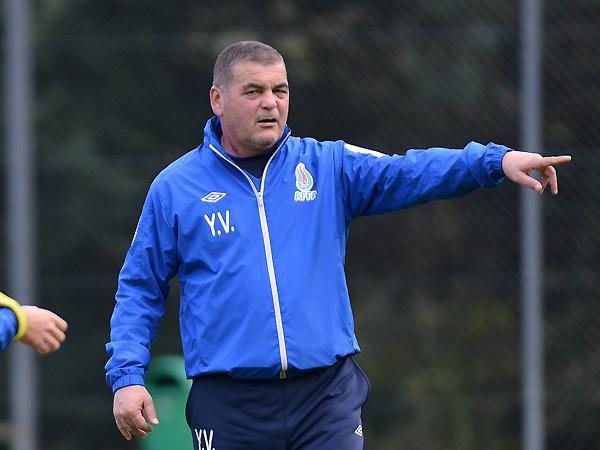 Назначен новый главный тренер сборной Азербайджана