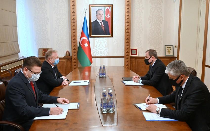 Завершился срок дипмиссии посла Беларуси в Азербайджане