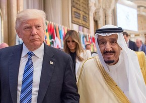 Səudiyyə Ərəbistanı kralı və ABŞ rəhbəri G20-nin işini müzakirə etdilər