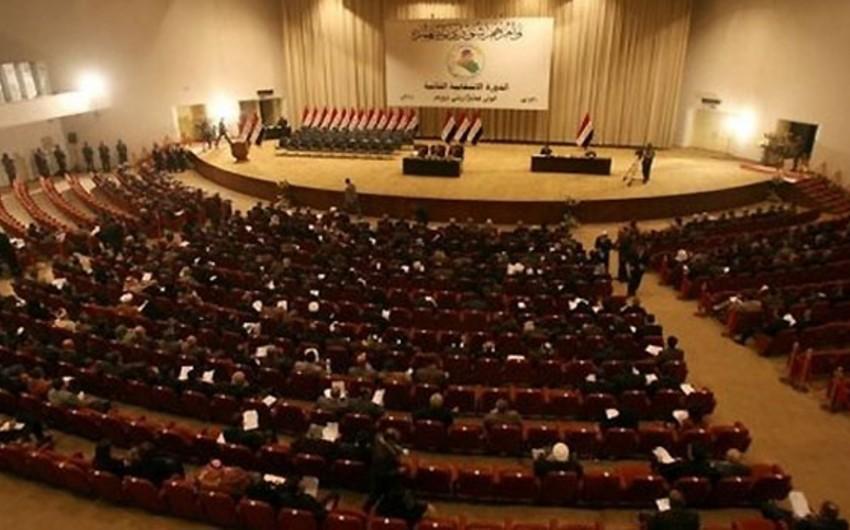 İraq parlamentinin sədri toxunulmazlıqdan məhrum edilib