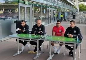 Samir Abasov: Yaxşı nəticə qazanmaq üçün döyüşməliyik