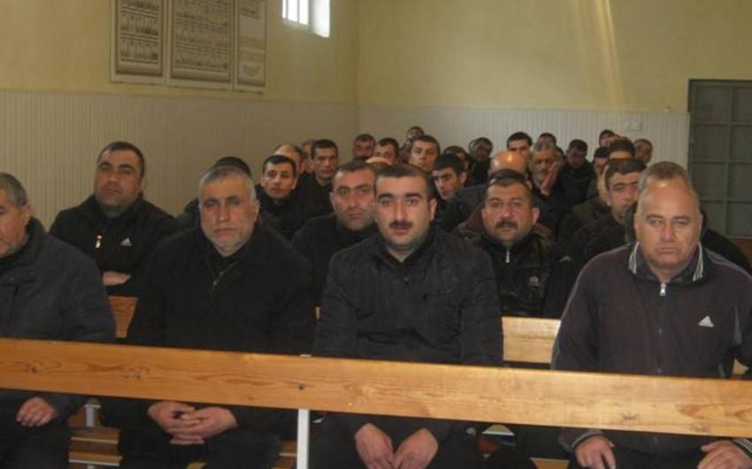 Penitensiar Xidmətin cəzaçəkmə müəssisələrində maarifləndirici tədbir keçirilib