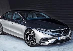 """""""Mercedes"""" ancaq elektromobil istehsal edəcəyi tarixi açıqladı"""