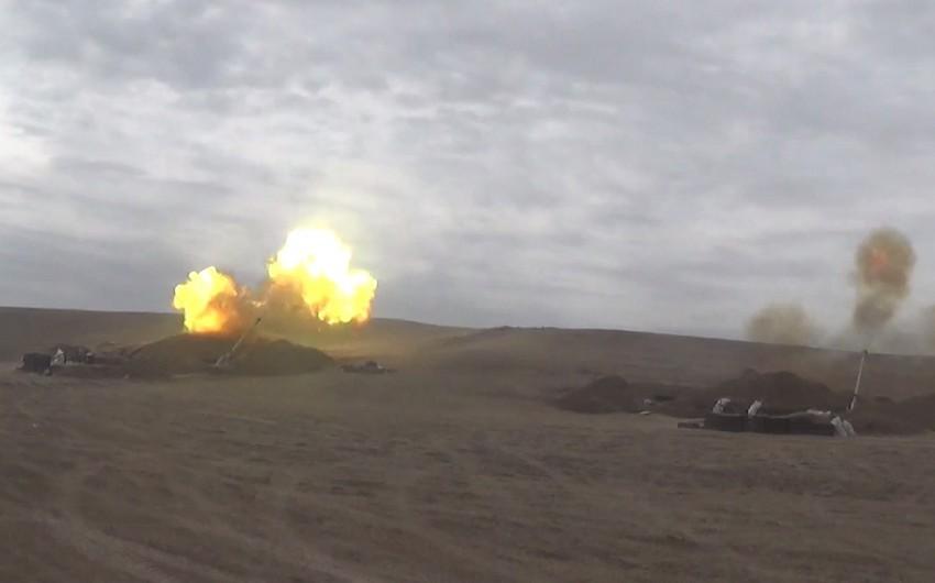 Артиллерийские подразделения наносят сокрушительные удары по противнику