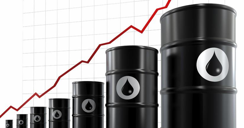 Azeri Light oil price rises by 3%