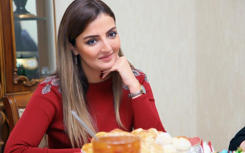 Deputatlığa namizəd Könül Nurullayeva növbəti görüşlərini keçirib - FOTO