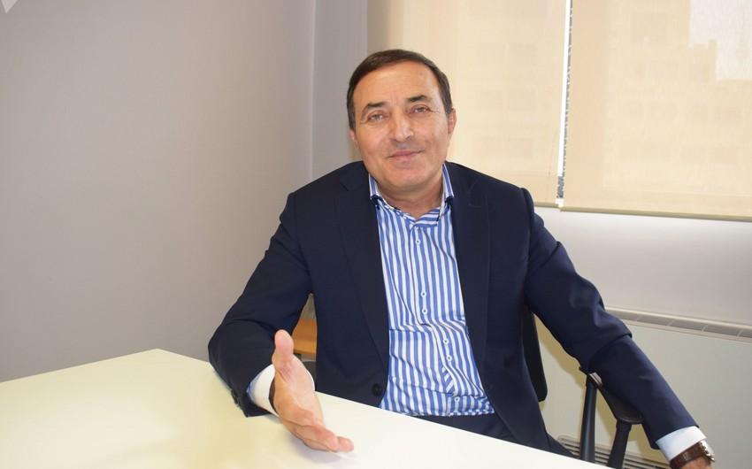 """Mənsum İbrahimov """"Şərəf"""" ordeni ilə təltif edilib"""