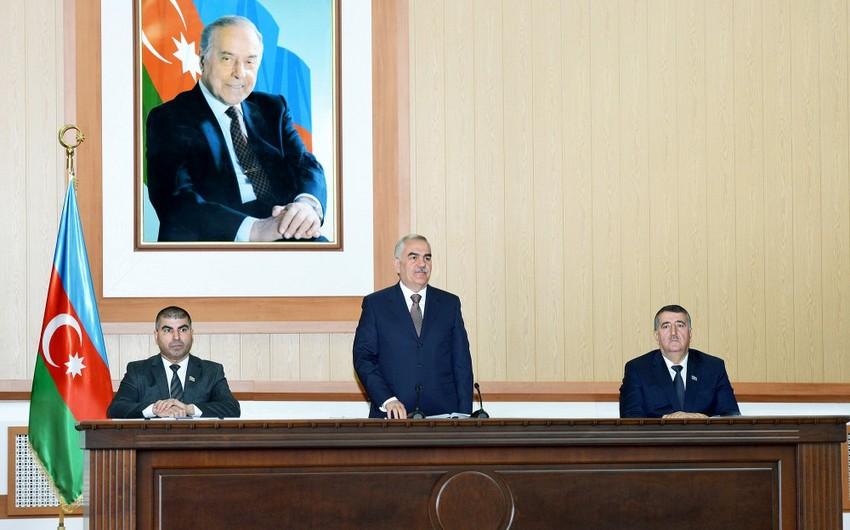 Naxçıvan Muxtar Respublikasının Konstitusiyasına dəyişikliklər edilib