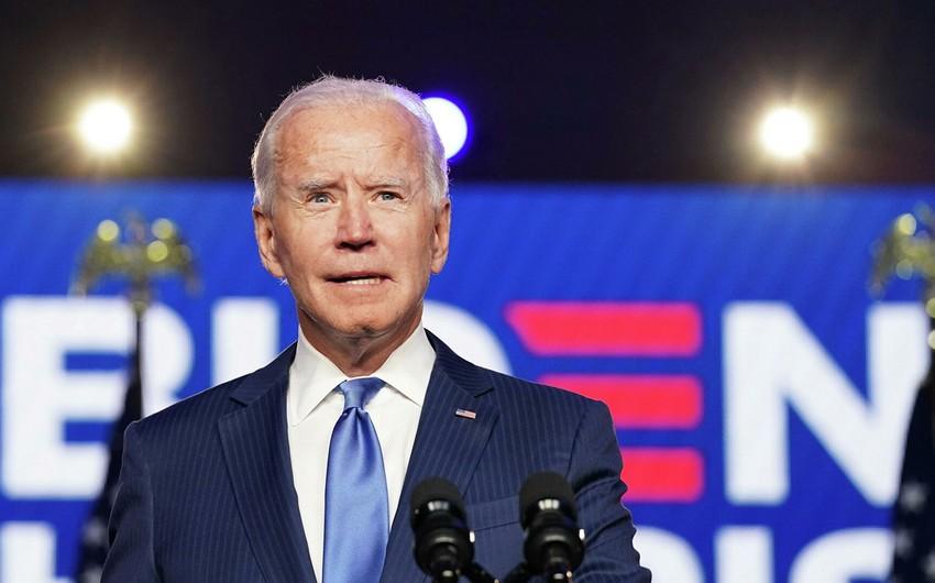 Biden: US to work with Azerbaijan to achieve regional peace