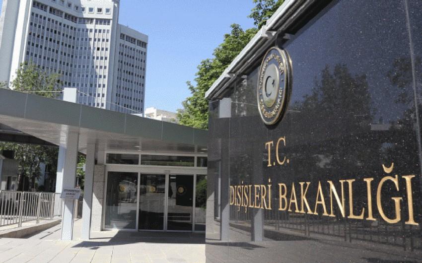 Turkey sends note to Switzerland