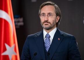 """Fəxrəddin Altun: """"Buradan bir daha böyük qürurla """"Qarabağ Azərbaycandır"""" deyirəm"""""""