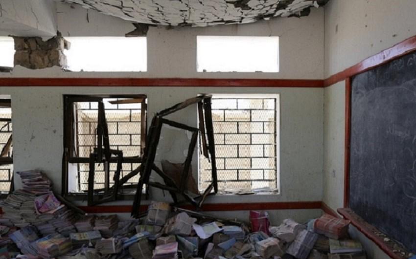 Ban Ki-moon condemned attack on school in Yemen