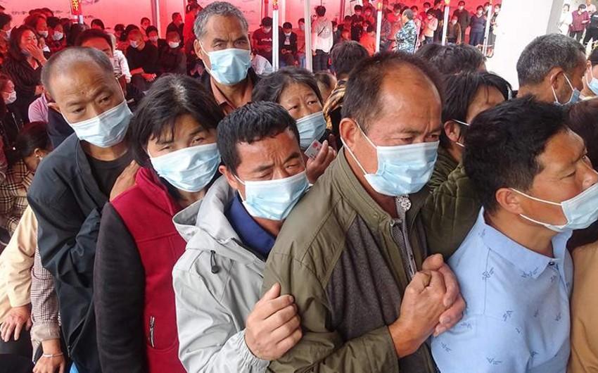 Çində koronavirus yenidən yayılır