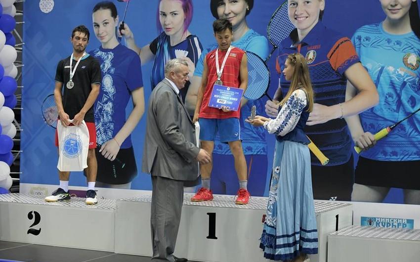 Azərbaycan badmintonçuları Belarus International 2018 turnirində qalib gəliblər