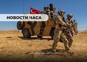 Последние сводки с фронта: Турецкая армия прибывает в Азербайджан