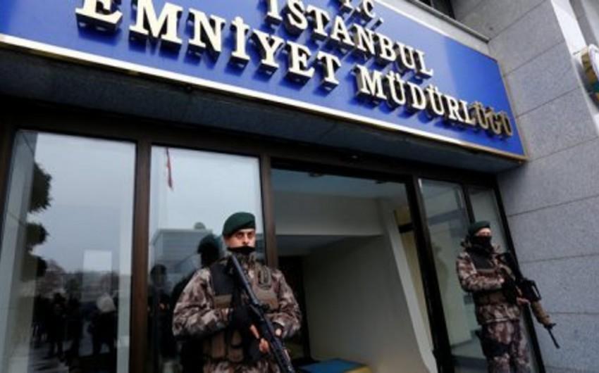 İstanbul polisi 12 saatlıq irimiqyaslı axtarış-əməliyyat tədbiri keçirib