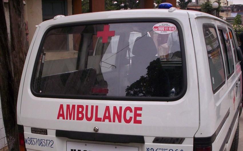 В результате падения автобуса в Индии погибли 16 человек
