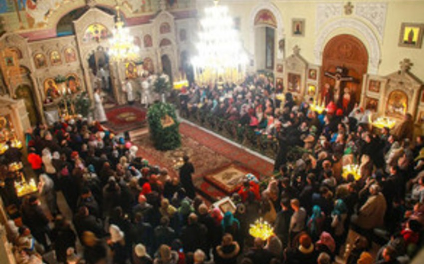 Православные Азербайджана готовятся к празднику Пасхи