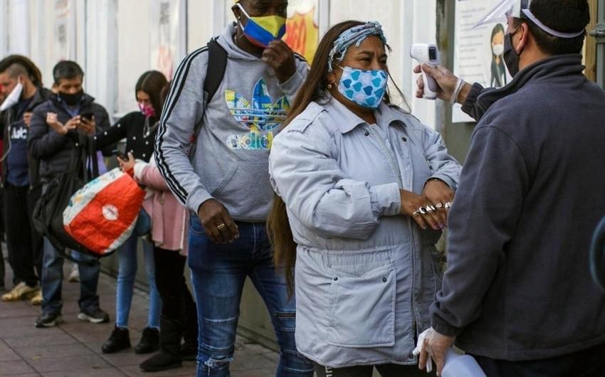 В Чили количество зараженных COVID-19 превысило 300 тысяч