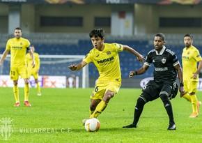 Vilyarreal - Qarabağ matçı baş tutmayacaq