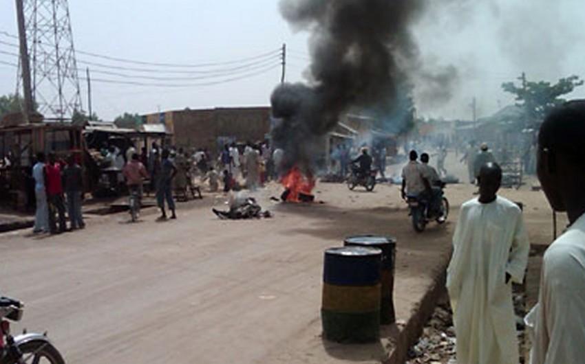 Nigeriyada partlayış nəticəsində ölənlərin sayı 56 nəfərə çatıb