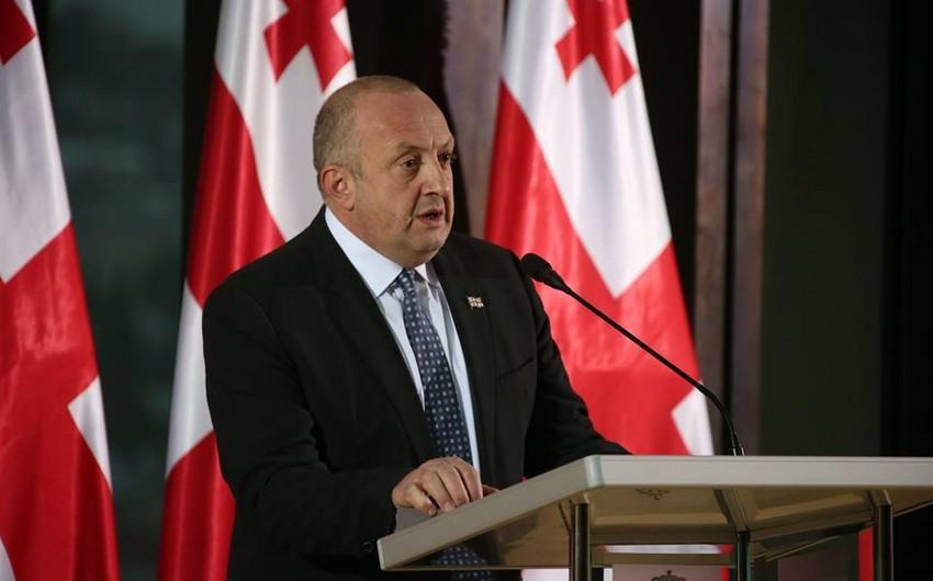 Giorgi Marqvelaşvili prezident seçkilərinin ikinci turundan narazı qalıb