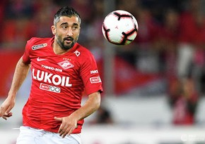 Футболист азербайджанского происхождения восстановил карьеру