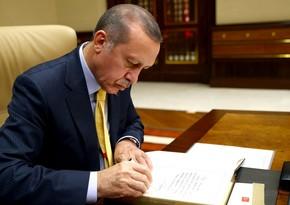 Erdogan ratifies another agreement between Turkey and Azerbaijan