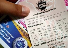 Britaniya sakini lotereyada 20 milyon avro udub