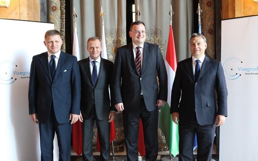 Vişeqrad qrupu Azərbaycana maliyyə yardımı ayıracaq