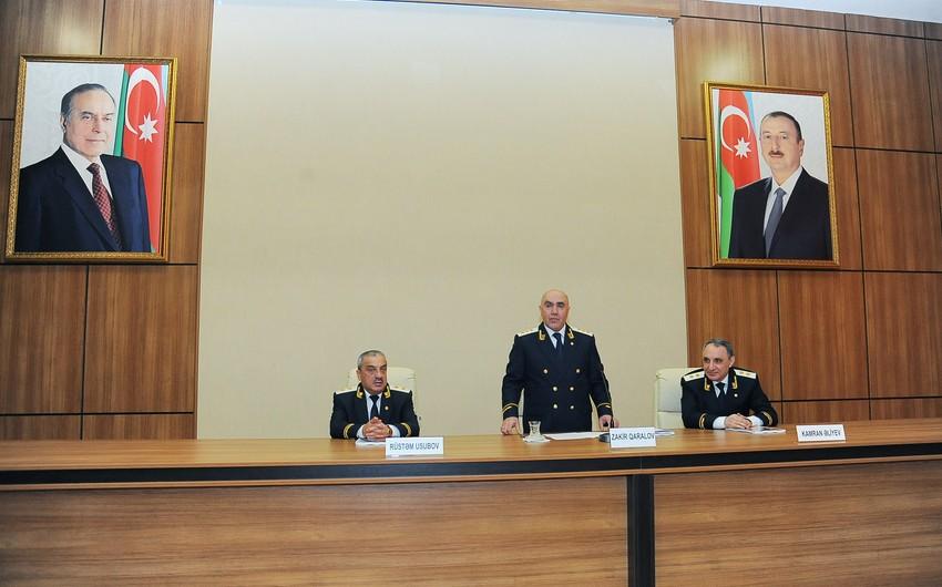 Azərbaycan Prokurorluğu işçilərinin peşə bayramı qeyd edilib