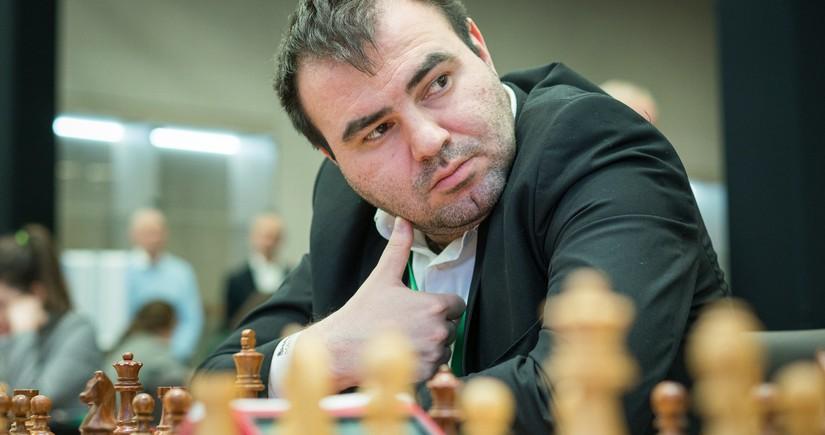 FIDE Şəhriyar Məmmədyarovu təbrik etdi