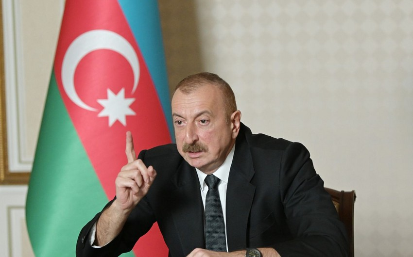 Ilham Aliyev says Turkey to play role in settling conflict, monitoring ceasefire