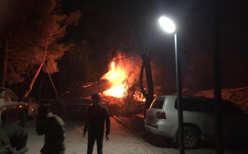 Türkiyədə hərbi hissələrin birində partlayış olub, 14 nəfər yaralanıb