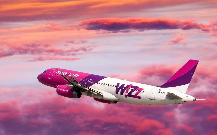"""""""Wizz Air"""" Avropaya yeni aviareyslər açır"""