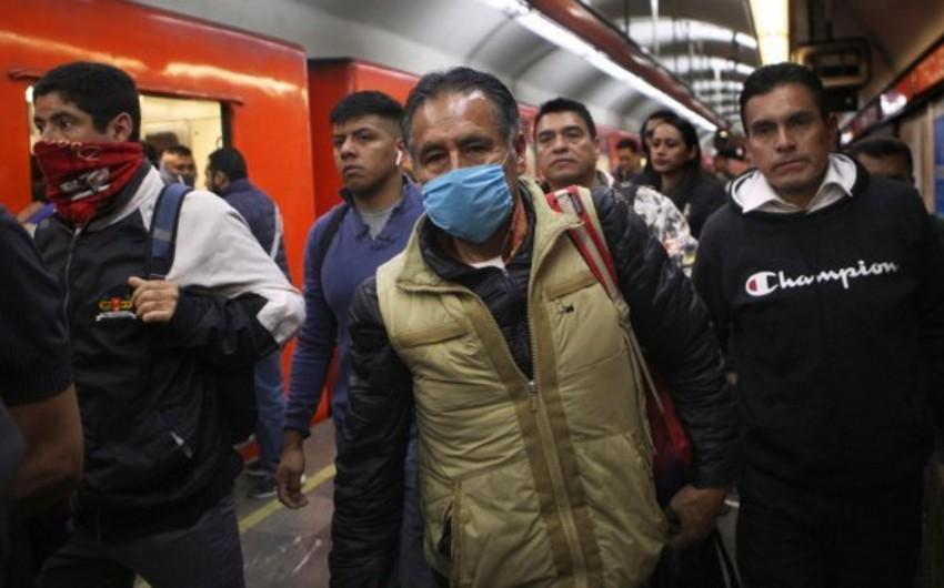 В Мексике число жертв коронавируса достигло 50 человек