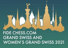 Azərbaycan şahmatçıları Grand Swiss 2021 turnirinə uğursuz start veriblər