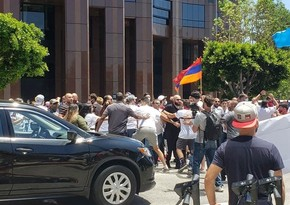LA Police Investigate Armenia's hate crimes against Azerbaijanis
