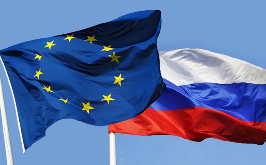 Avropa İttifaqı Rusiyaya qarşı sanksiyaların müddətini daha 6 ay uzadıb