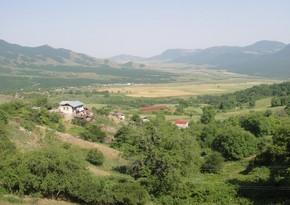 Подтверждено переименование села Цакури Ходжавендского района в Хунарли