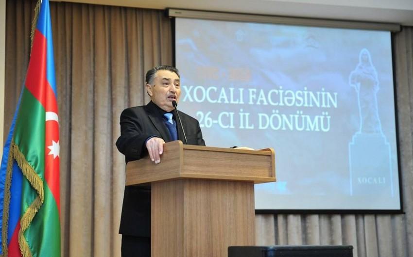 Скончался заслуженный учитель Азербайджана