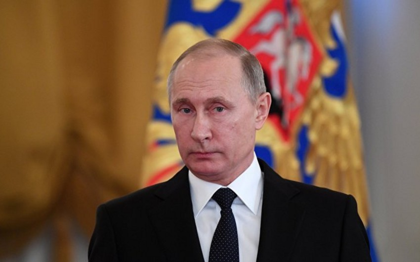Vladimir Putin: Rusiya İsraillə danışıqlarda son mərhələyə çatıb