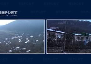 Footage of liberated Boyuk Taghlar village of Jabrayil