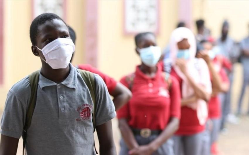 Afrikada koronavirusa yoluxanların sayı 8 milyona yaxınlaşır