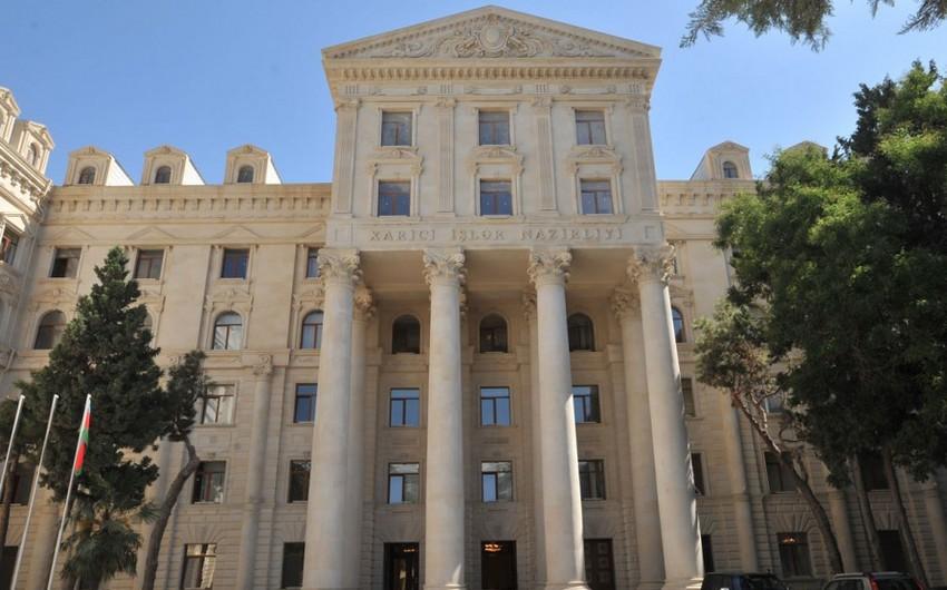 XİN: Minsk Qrupu həmsədrlərinin danışıqlar prosesinin inhisarçısı qismində çıxış etməyə heç bir əsası yoxdur