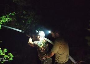 FHN-in yanğın-xilasetmə qüvvələri Türkiyədə yanğınların söndürülməsini davam etdirir