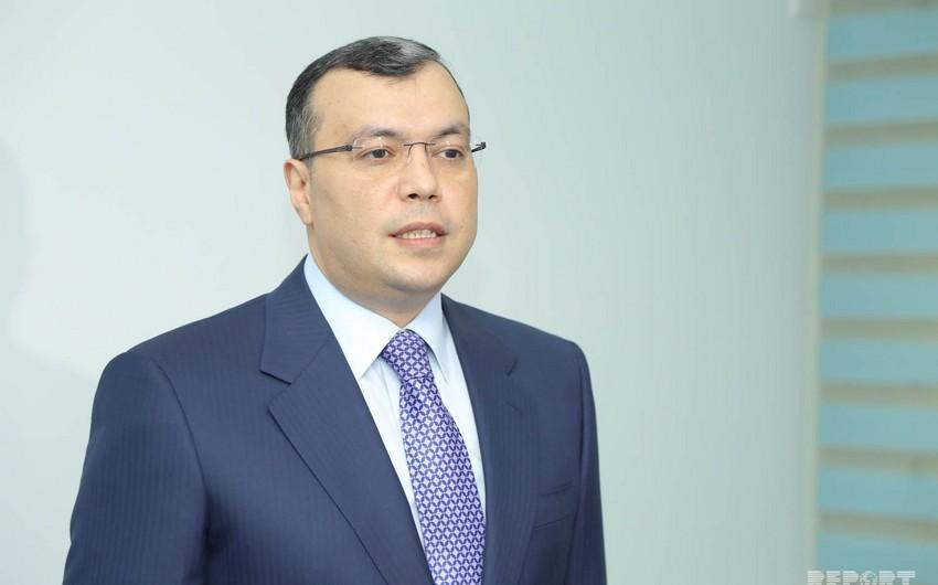 Sahil Babayev BƏT Qlobal Sammiti çərçivəsində təşkil olunan tədbirdə çıxış edib