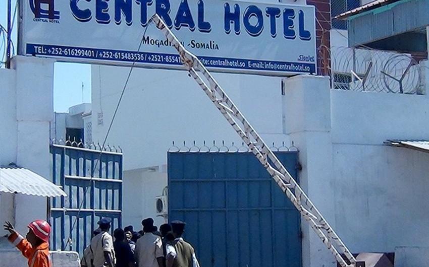 Somalidəki partlayışda iki nazir ölüb