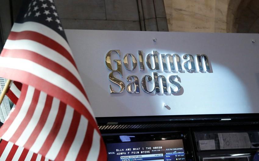 Goldman Sachs USD/EUR məzənnəsi üzrə proqnozunu artırıb